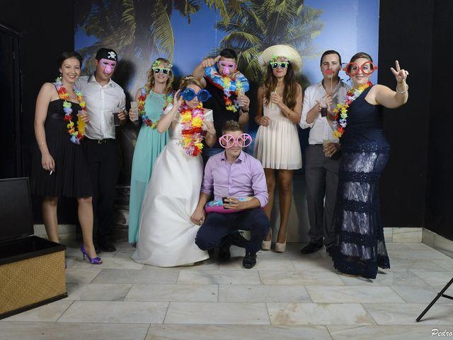 La boda de Javi y Ana en Cáceres, Cáceres 40