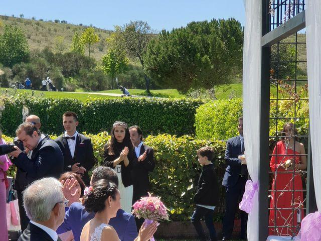 La boda de Julio y Maria en Alalpardo, Madrid 2