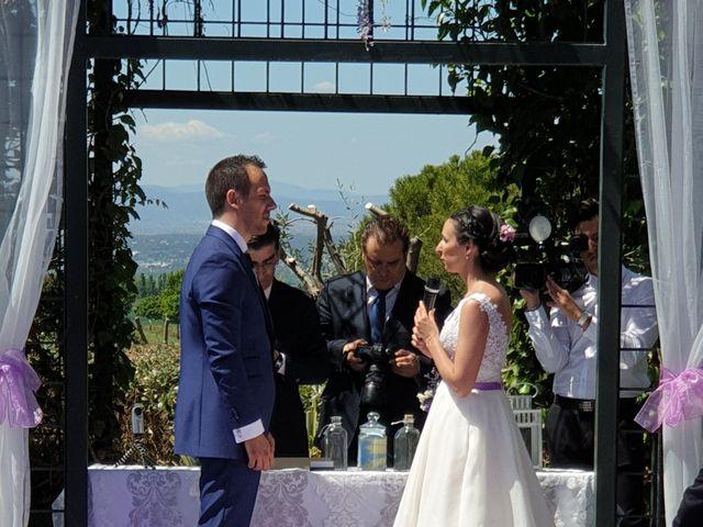 La boda de Maria y Julio