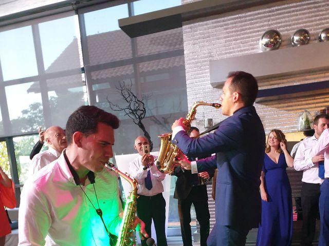 La boda de Julio y Maria en Alalpardo, Madrid 4