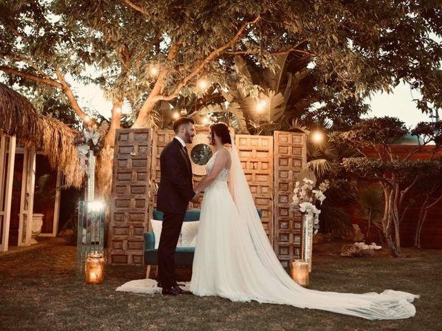 La boda de Pablo y Belen en Velez Malaga, Málaga 11