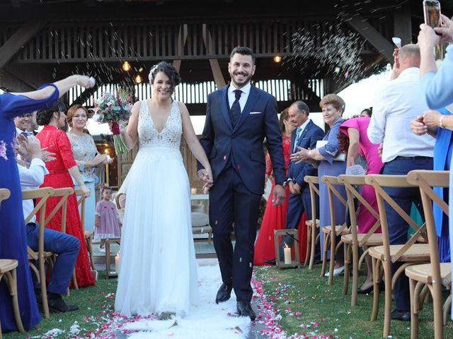 La boda de Pablo y Belen en Velez Malaga, Málaga 17