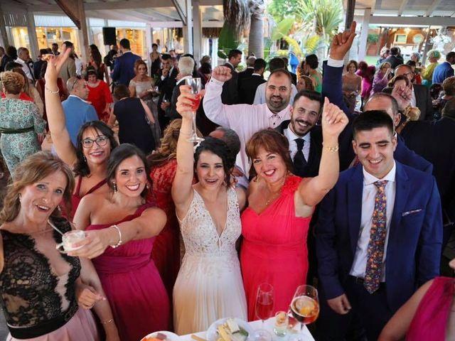 La boda de Pablo y Belen en Velez Malaga, Málaga 34