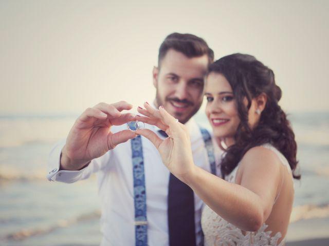 La boda de Pablo y Belen en Velez Malaga, Málaga 45