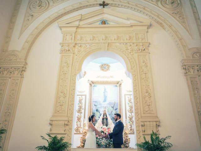 La boda de Pablo y Belen en Velez Malaga, Málaga 48