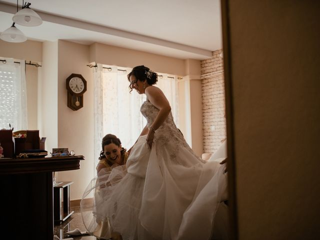 La boda de Alex y Maria en Beniflá, Valencia 28