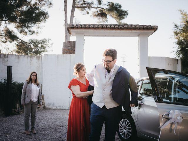 La boda de Alex y Maria en Beniflá, Valencia 40