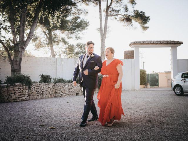 La boda de Alex y Maria en Beniflá, Valencia 41