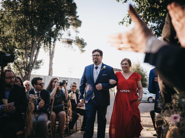 La boda de Alex y Maria en Beniflá, Valencia 42