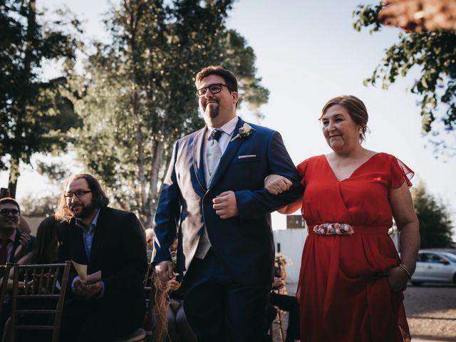La boda de Alex y Maria en Beniflá, Valencia 43