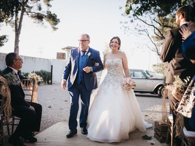 La boda de Alex y Maria en Beniflá, Valencia 46