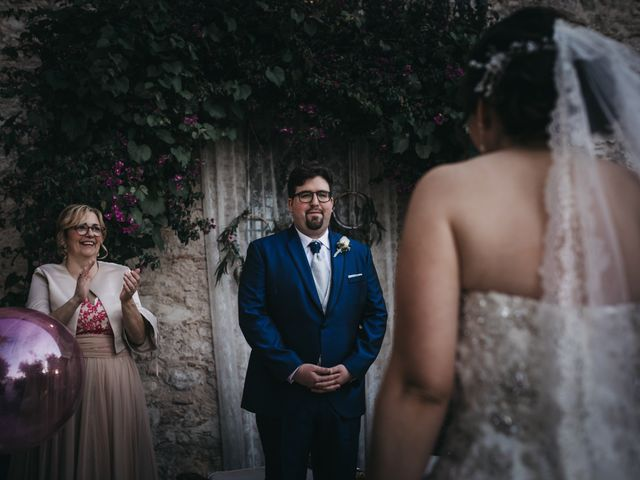 La boda de Alex y Maria en Beniflá, Valencia 47