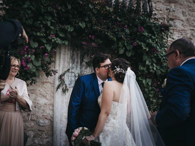 La boda de Alex y Maria en Beniflá, Valencia 49