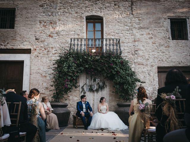 La boda de Alex y Maria en Beniflá, Valencia 51