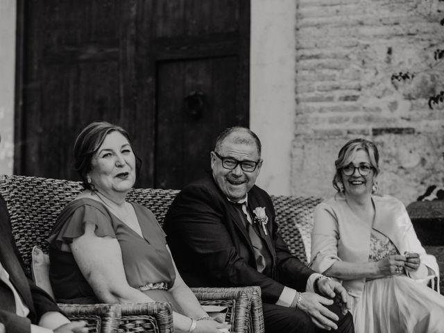 La boda de Alex y Maria en Beniflá, Valencia 57