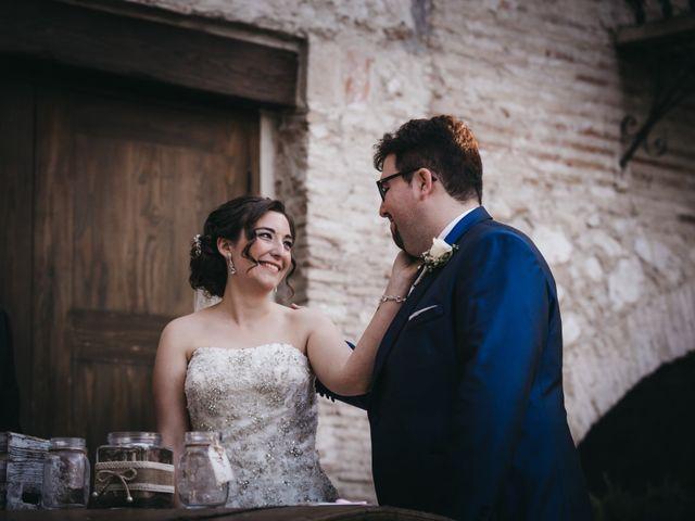 La boda de Alex y Maria en Beniflá, Valencia 62