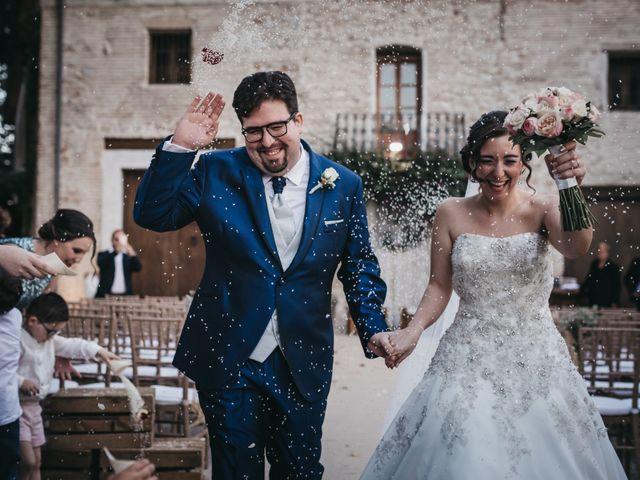 La boda de Alex y Maria en Beniflá, Valencia 66
