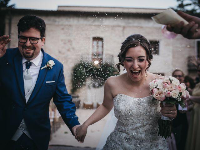 La boda de Alex y Maria en Beniflá, Valencia 68