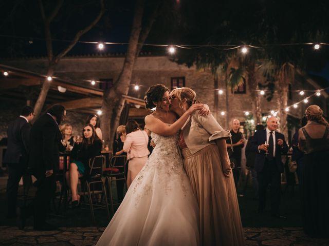 La boda de Alex y Maria en Beniflá, Valencia 77