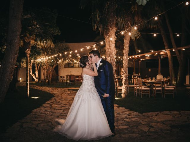 La boda de Alex y Maria en Beniflá, Valencia 78