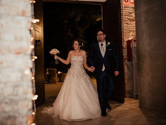 La boda de Alex y Maria en Beniflá, Valencia 79