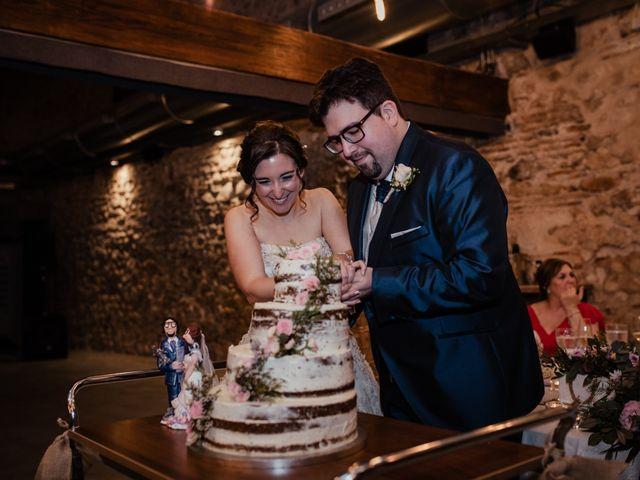 La boda de Alex y Maria en Beniflá, Valencia 86