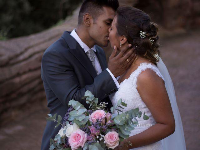 La boda de Anna y Shobit