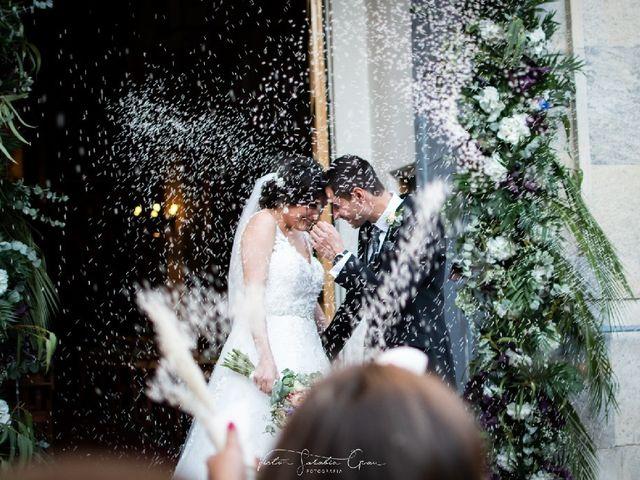 La boda de Juan Antonio y María José en La Ñora, Murcia 3