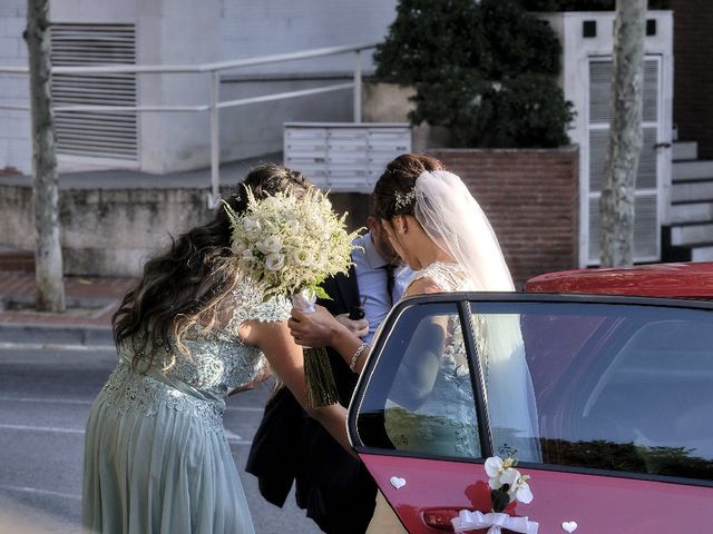 La boda de José Luis y Shirley  en Santa Coloma De Gramenet, Barcelona 1