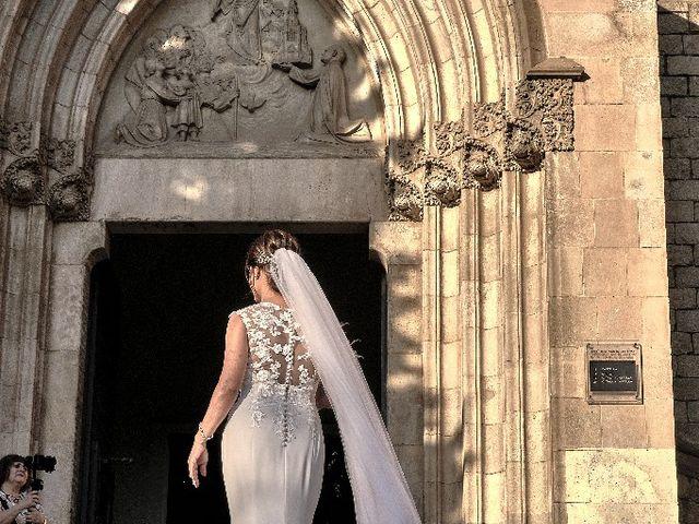 La boda de José Luis y Shirley  en Santa Coloma De Gramenet, Barcelona 6