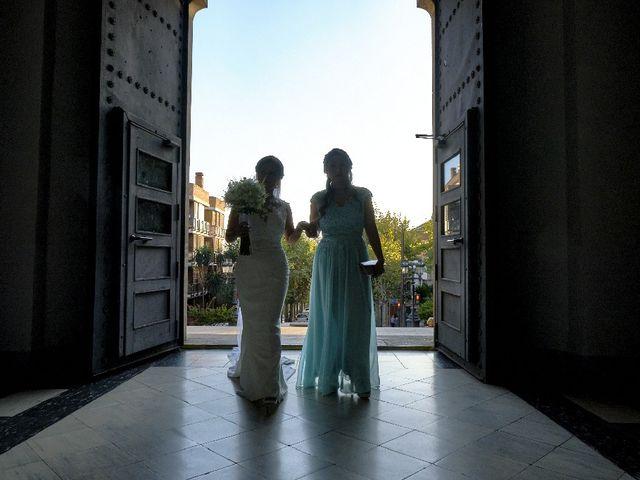 La boda de José Luis y Shirley  en Santa Coloma De Gramenet, Barcelona 8