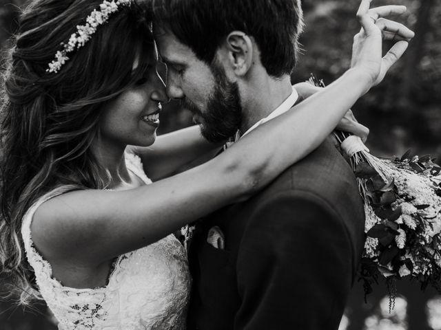 La boda de Alexis y Sonia en Sallent, Barcelona 2