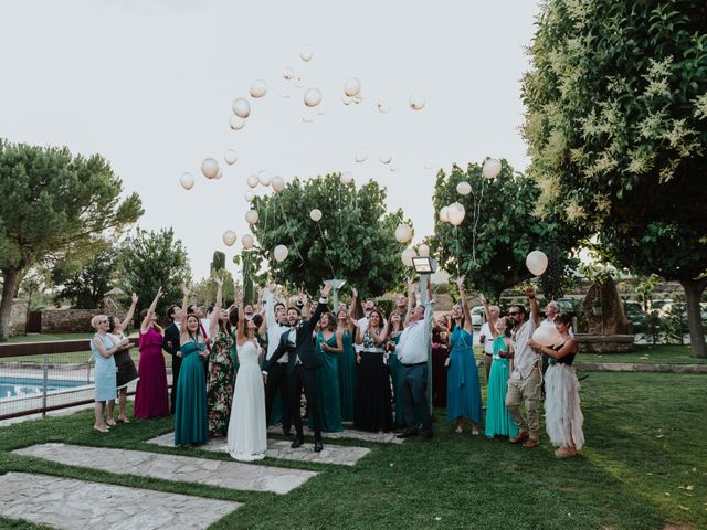 La boda de Alexis y Sonia en Sallent, Barcelona 45