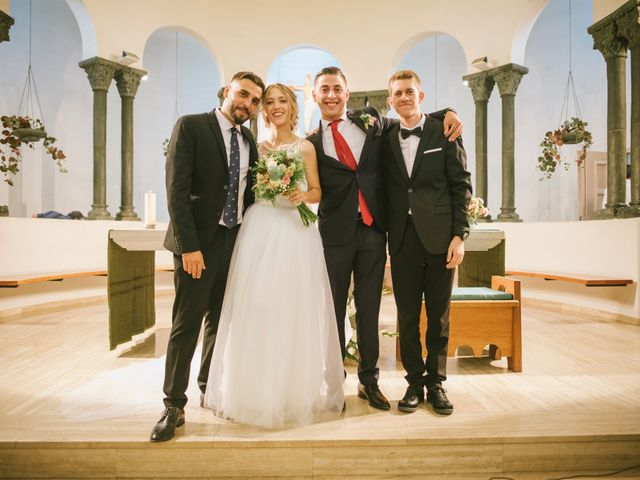 La boda de Irene y Eric en Santa Coloma De Farners, Girona 8