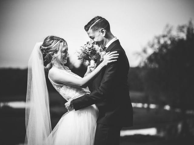 La boda de Eric y Irene