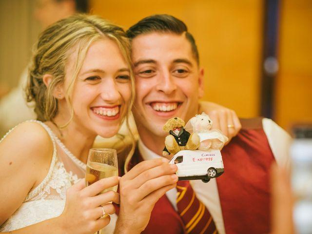 La boda de Irene y Eric en Santa Coloma De Farners, Girona 22
