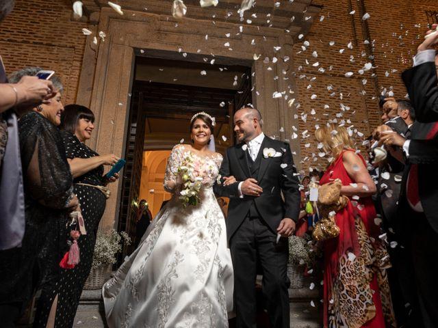 La boda de MARIA VICTORIA y ALEJANDRO