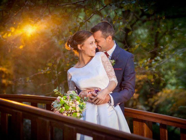La boda de Bea y Roberto