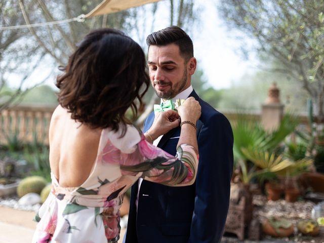La boda de Juanjo y Asia en Pollença, Islas Baleares 21