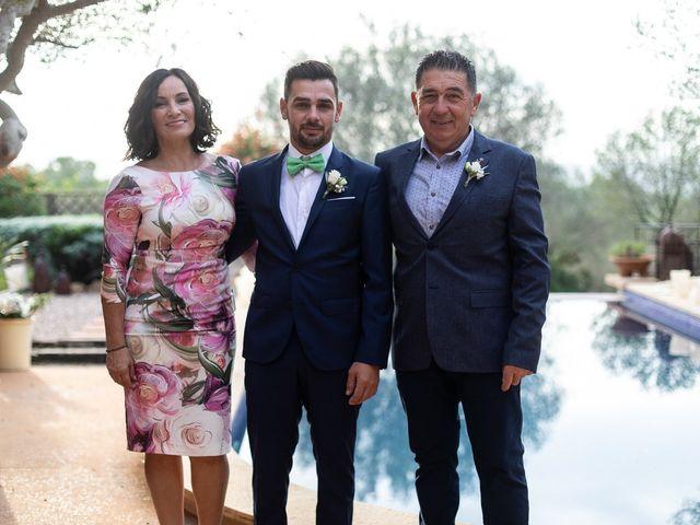 La boda de Juanjo y Asia en Pollença, Islas Baleares 25