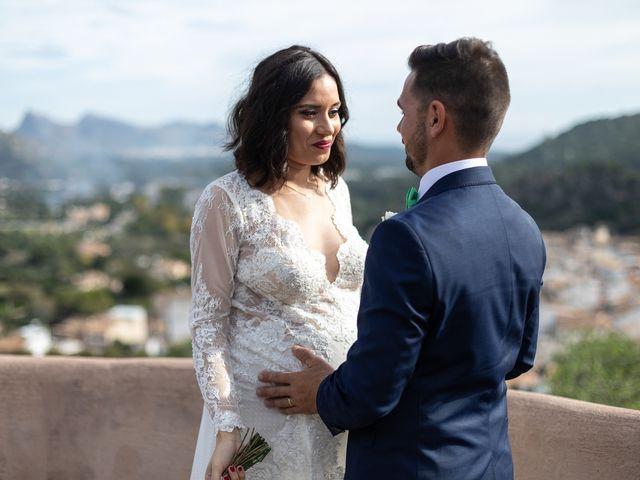 La boda de Juanjo y Asia en Pollença, Islas Baleares 52