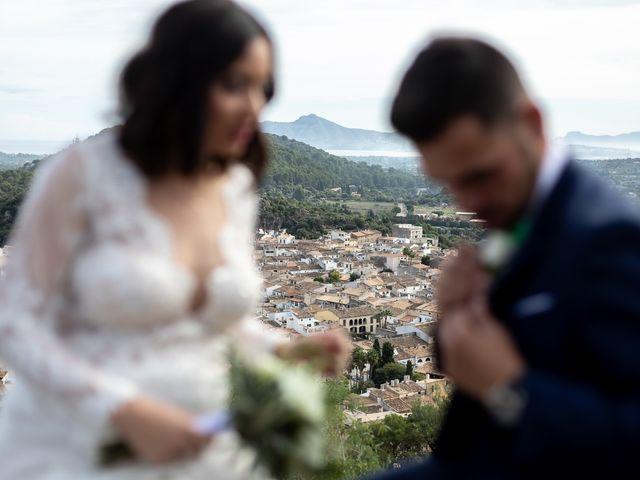 La boda de Juanjo y Asia en Pollença, Islas Baleares 53