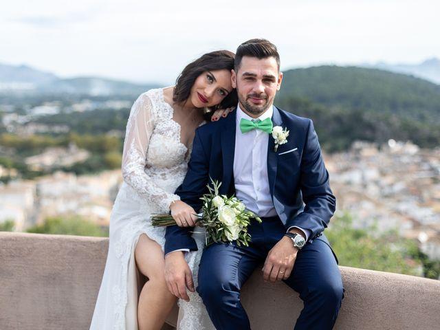 La boda de Asia y Juanjo