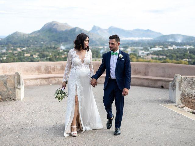 La boda de Juanjo y Asia en Pollença, Islas Baleares 55