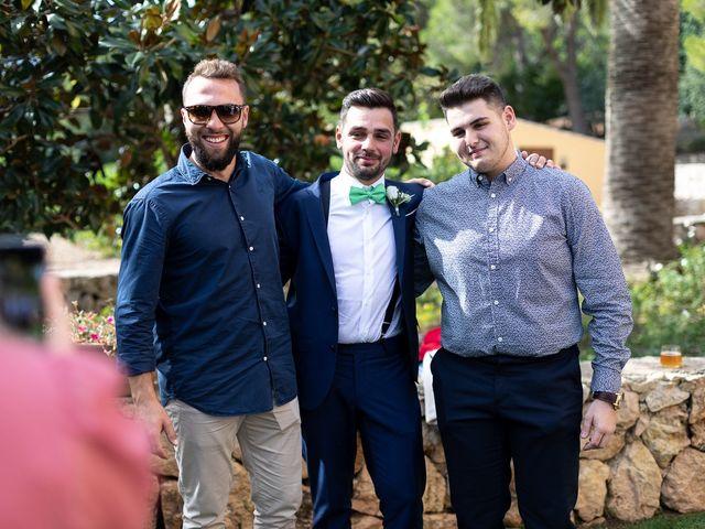 La boda de Juanjo y Asia en Pollença, Islas Baleares 89