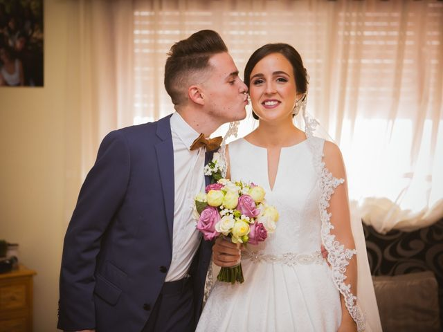 La boda de Raquel y David en Burriana, Castellón 8