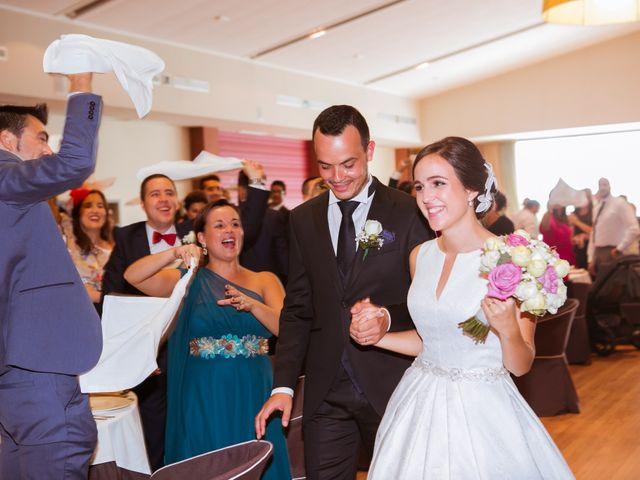 La boda de Raquel y David en Burriana, Castellón 10