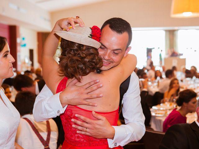 La boda de Raquel y David en Burriana, Castellón 14