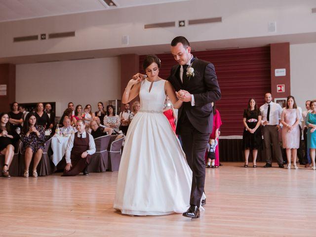 La boda de Raquel y David en Burriana, Castellón 18