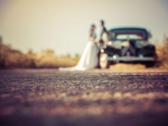 La boda de Raquel y David en Burriana, Castellón 19